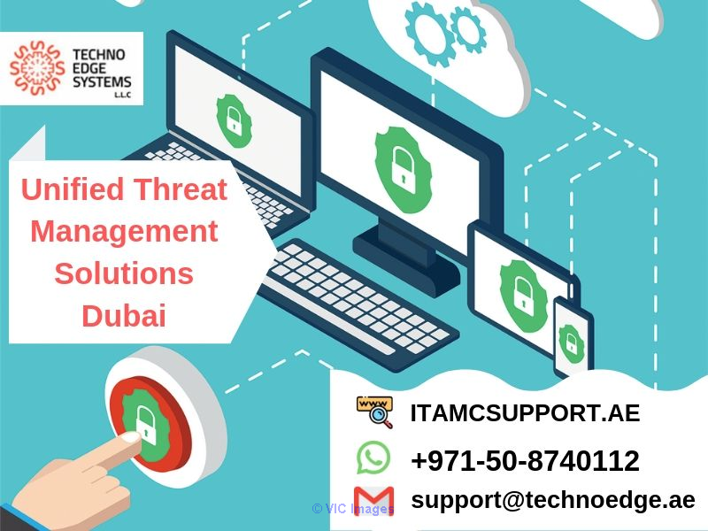 Unified threat management solutions dubai with Usm