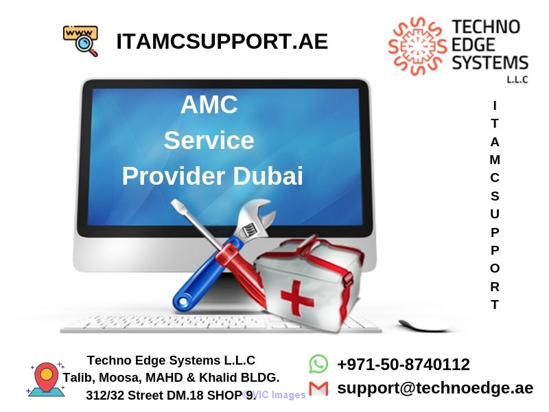 Specialized Computer AMC Service Provider in Dubai of IT AMC SUPPORT