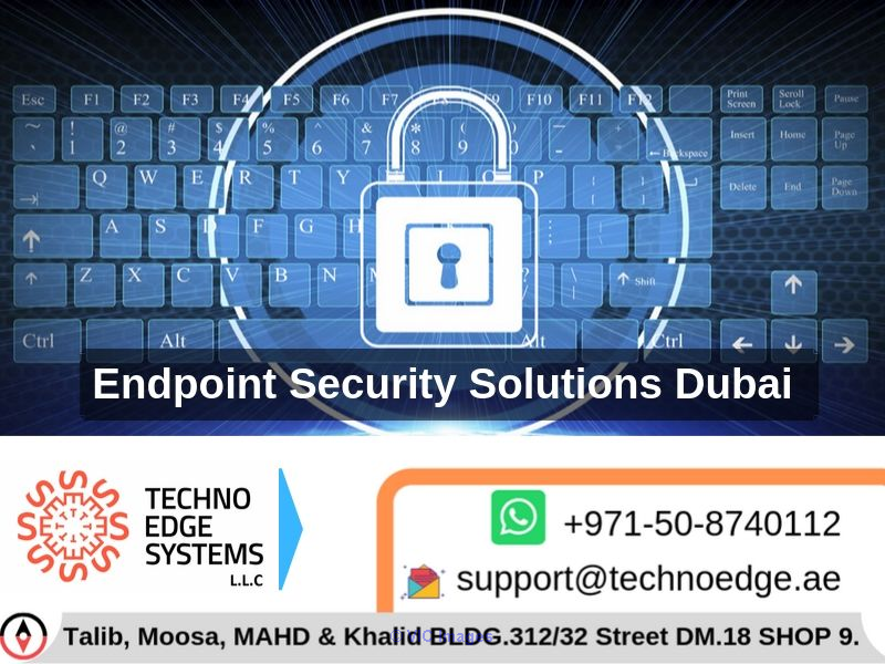 Endpoint Security System Dubai, UAE | Techno Edge System LLC