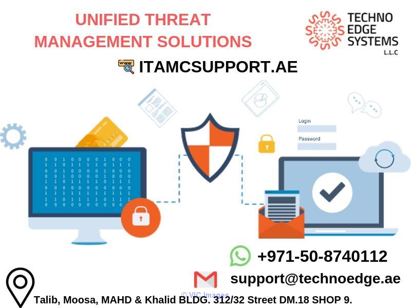 UTM - Unified Threat Management Solution in Dubai, UAE | Techno Edge S