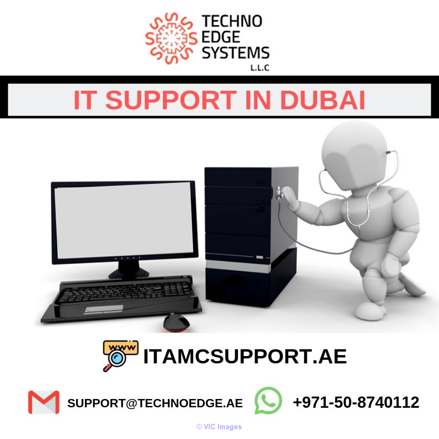 Best IT Support Companies in Dubai - IT Solutions in Dubai, UAE
