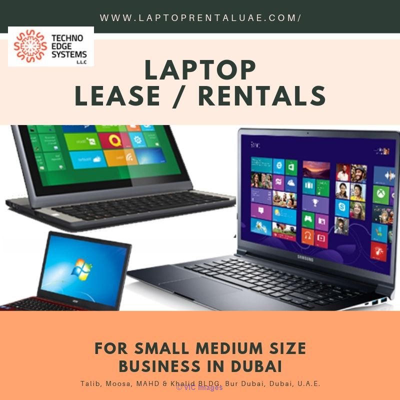 Laptop rental Services in Dubai, UAE For all your Business needs